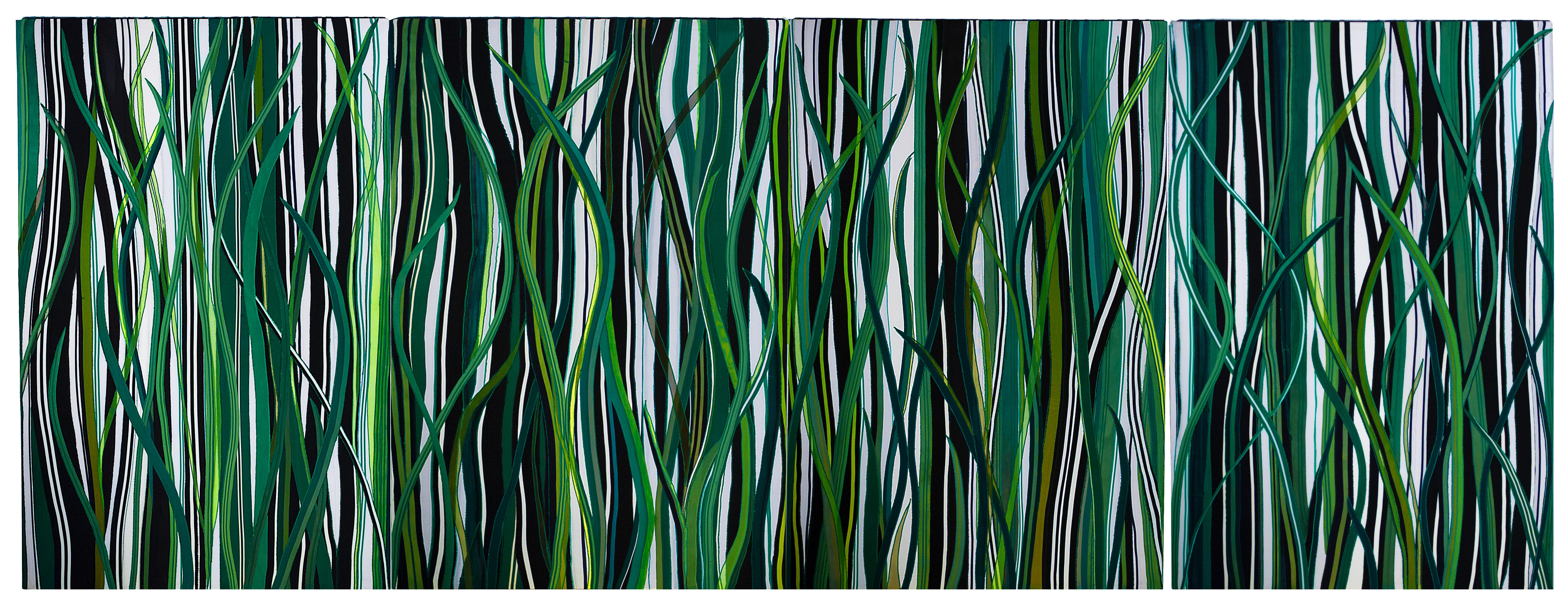 Textile 6' high x 16' wide