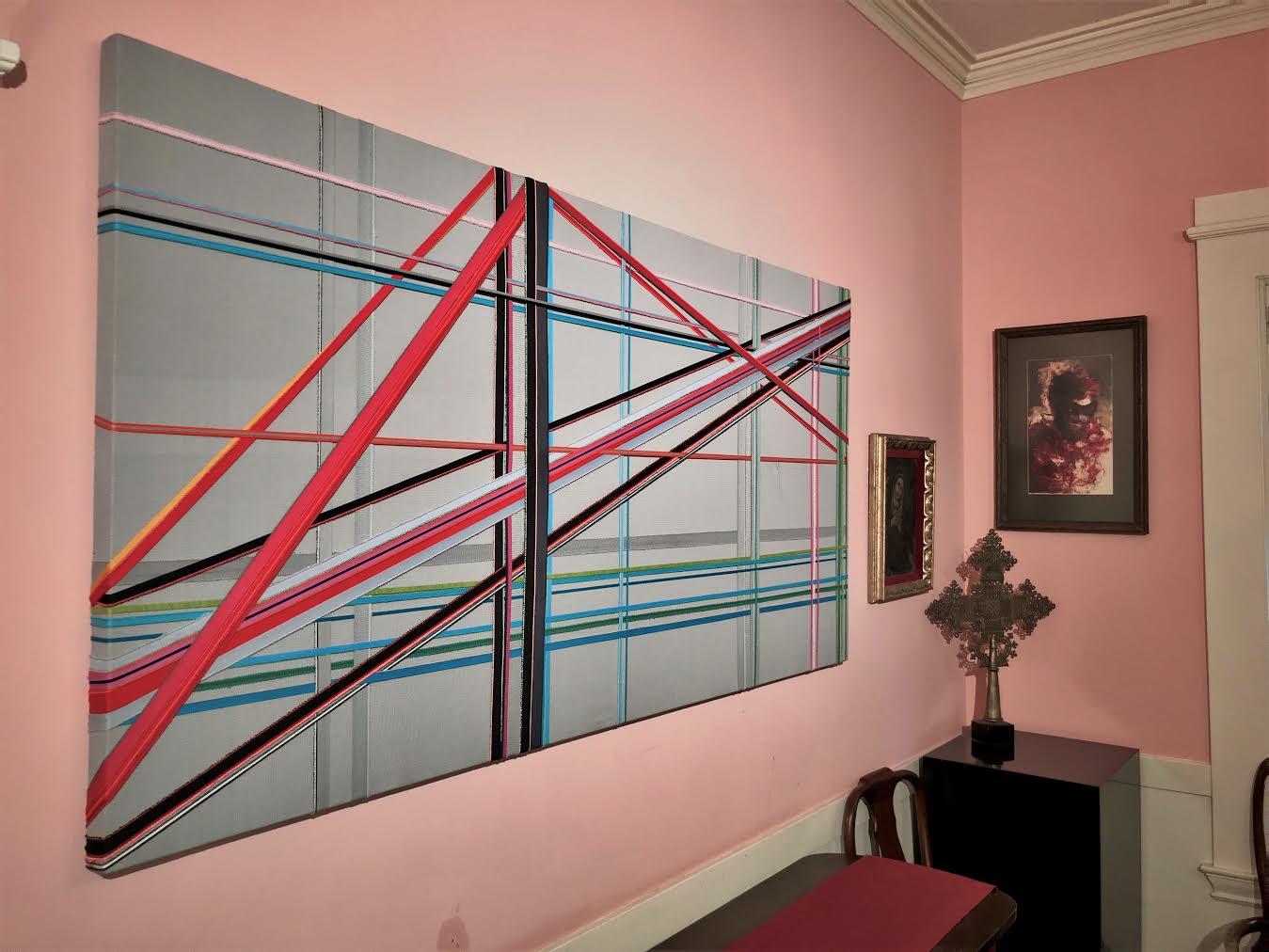 Textile work - Gallery DeRoche